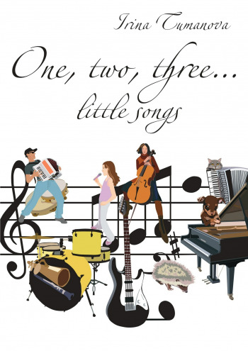 One, two, three… little songs