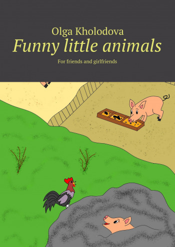 Funny little animals