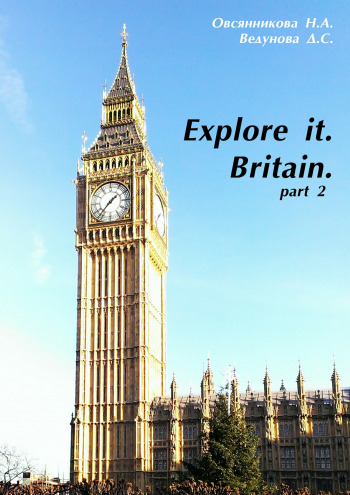 Explore it. Britain