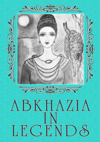 Abkhazia in legends