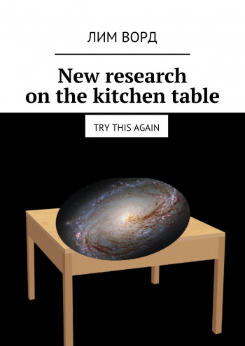 New research onthekitchen table