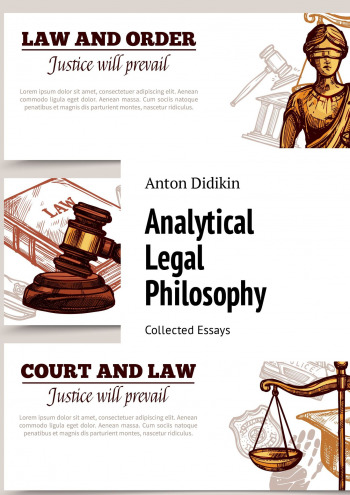 Analytical Legal Philosophy