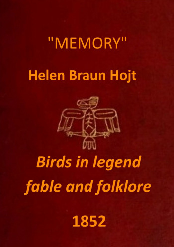 Birds inlegend fable and folklore