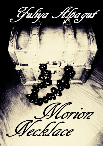 Morion Necklace