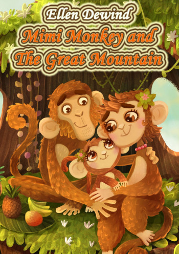 Mimi Monkey and The Great Mountain