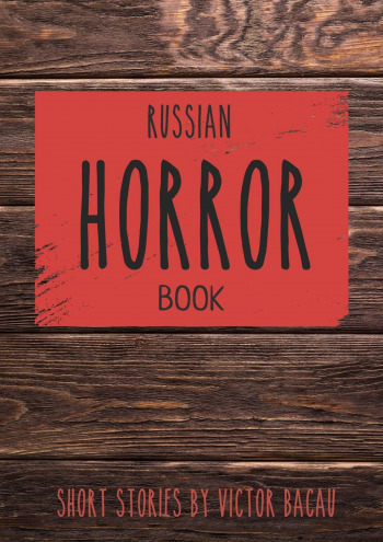 Russian Horror Book