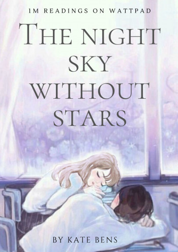 The night sky without stars