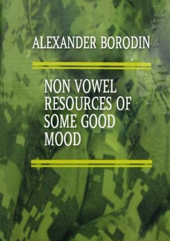 Non vowel resources ofsome goodmood